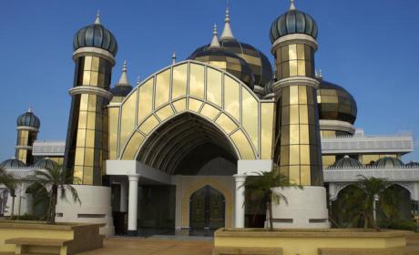 i'tikaf di masjid