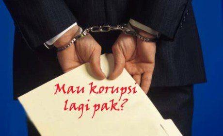 anti korupsi Indonesia