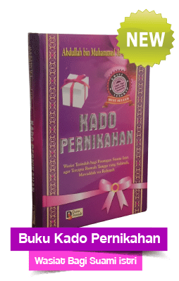 buku panduan nikah sesuai syariah