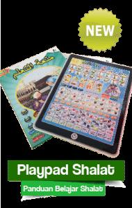 playpad panduan sholat