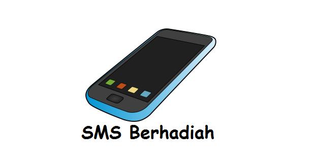 sms berhadiah