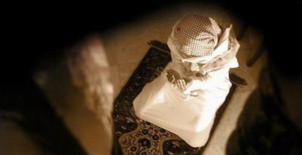 doa dari ketakutan