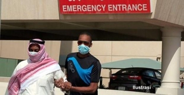 jamaah haji terkena virus MERS