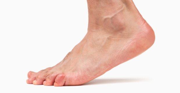 gambar kaki