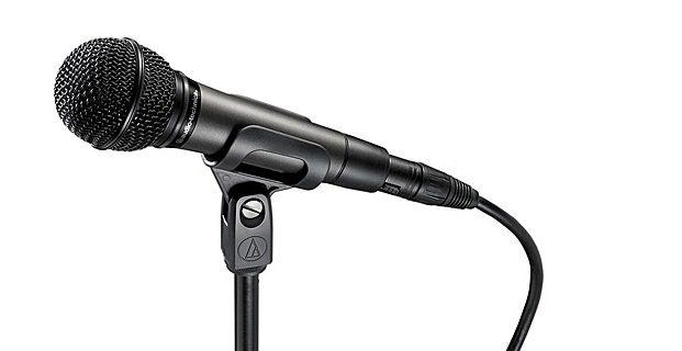 gambar microfon