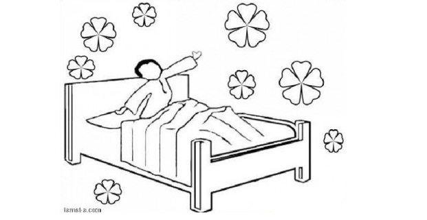 Image Result For Gambar Merapikan Tempat Tidur Kartun