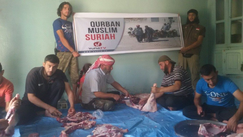 Qurban Suriah 7