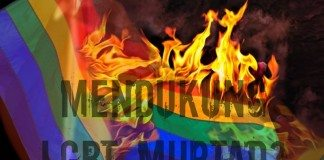para pembela LGBT