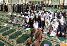 syiah dan sunni sholat sendiri-sendiri