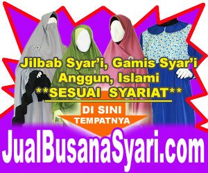 Jual Jilbab dan Gamis