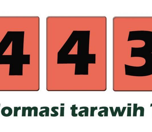 shalat tarawih 4 rakaat sekali salam