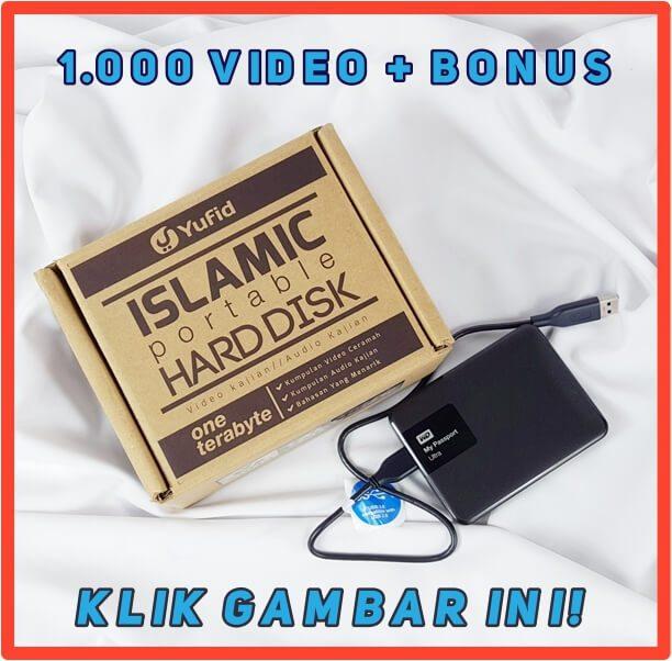video yufidtv di harddisk eksternal