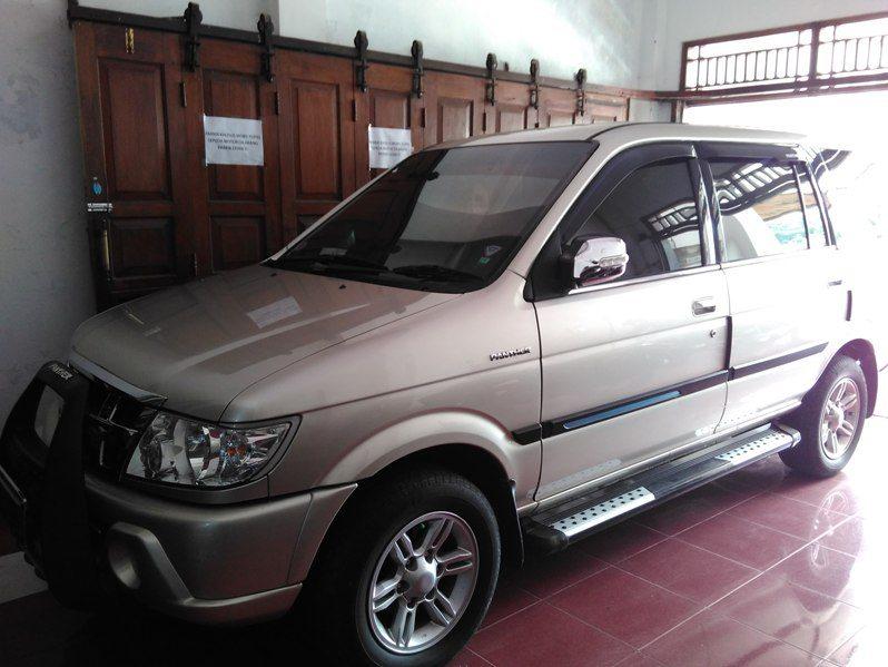kendaraan yufid - panther LS turbo diesel 2011