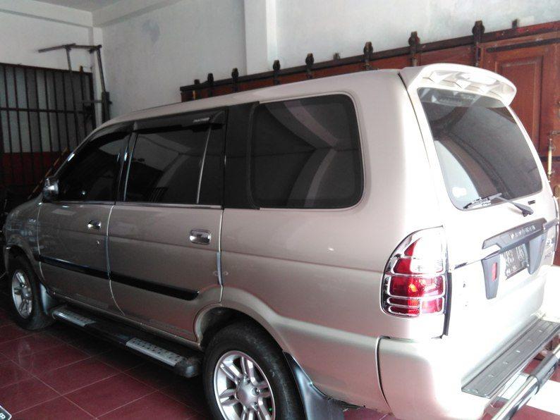 kendaraan yufid - panther LS turbo diesel