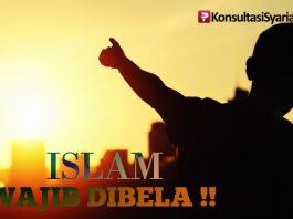 islam perlu dibela