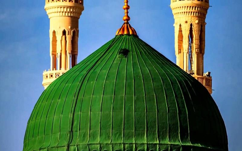 Sejarah Kubah Hijau Di Atas Makam Nabi Konsultasi Agama Dan