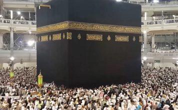 shalat di masjidil haram
