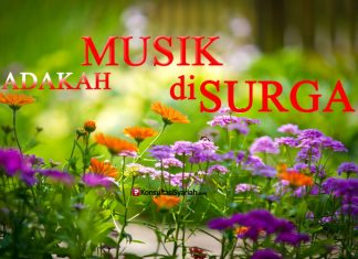 musik di surga