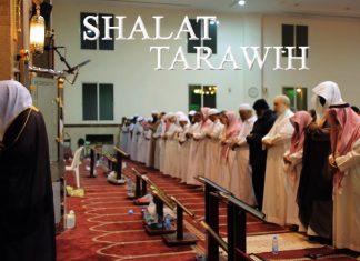 shalawat tarawih ngantuk
