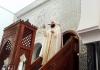 hukum tongkat khotbah bid'ah