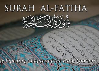 hukum kirim al-fatihah untuk nabi