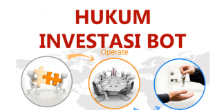 hukum investasi bot build operate transfer