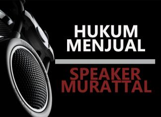 Hukum Menjual Speaker Murattal Quran