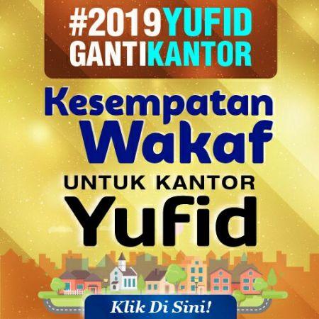 Donasi Dakwah Islam Yufid