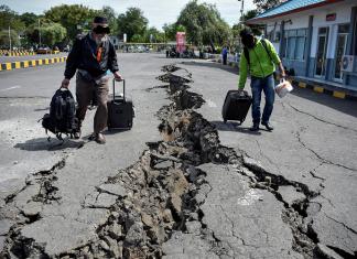 pindah pulau takut gempa