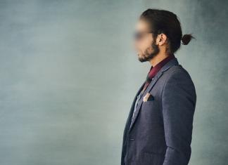 hukum laki-laki mengikat rambut panjang