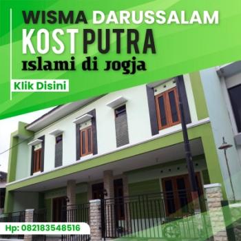 Wisma Muslim Darussalam Yogyakarta