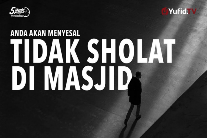 panduan takmir masjid imam shalat